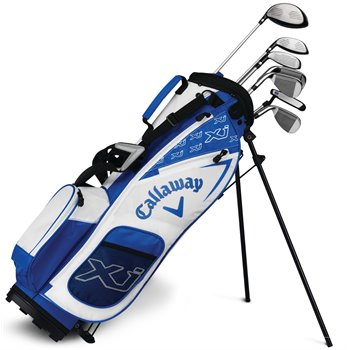 Callaway XJ-3 7-Piece Girls Club Set Clubs