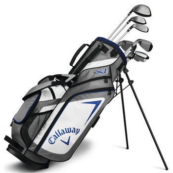 Callaway XT 10-Piece Club Set Clubs