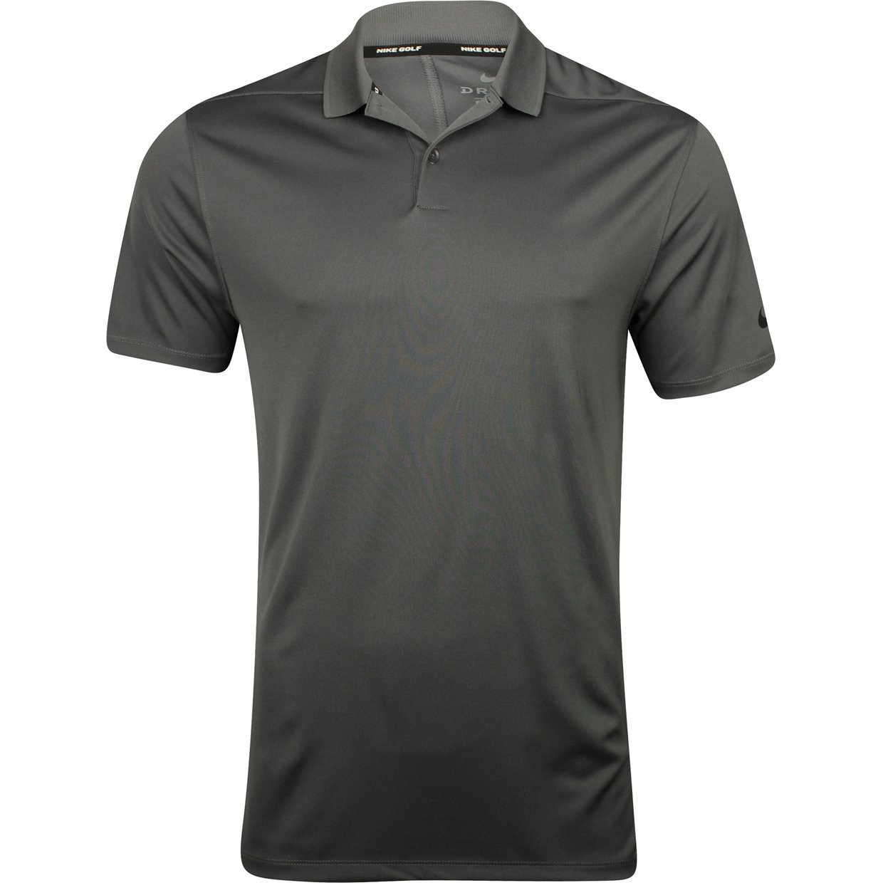 5d3fe07731def Nike Dry Victory Solid Golf Shirt Apparel at GlobalGolf.com