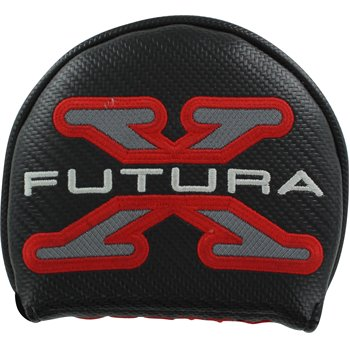 Titleist Scotty Cameron Futura X Mallet Round LH Putter Headcover Preowned Accessories