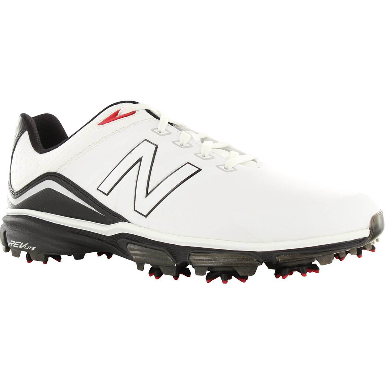 23a9bf98b4a73 New Balance NB Tour Golf Shoe Shoes · Alternate Product Image of Right Shoe  Side Angle ...