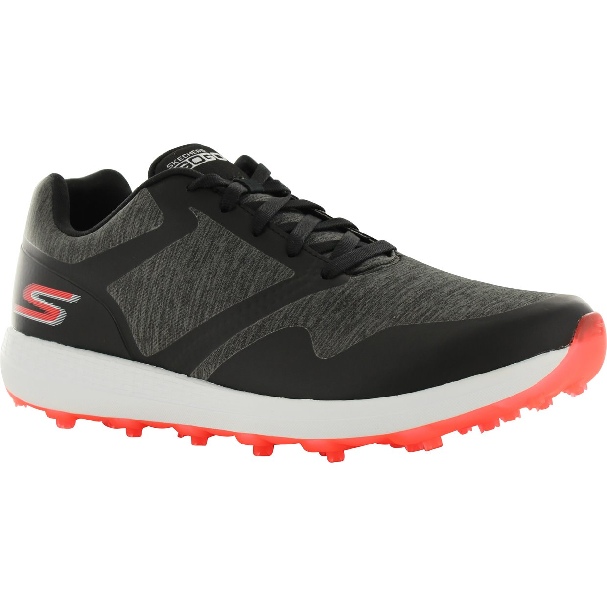 90ff61efaf96d Skechers Go Golf Max Cut Spikeless Shoes · Alternate Product Image of Right  Shoe Side Angle ...