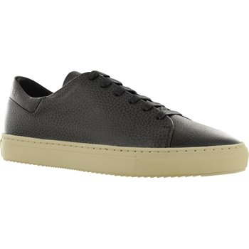 J. Lindeberg Lt Leather Grain Casual Sneakers Shoes