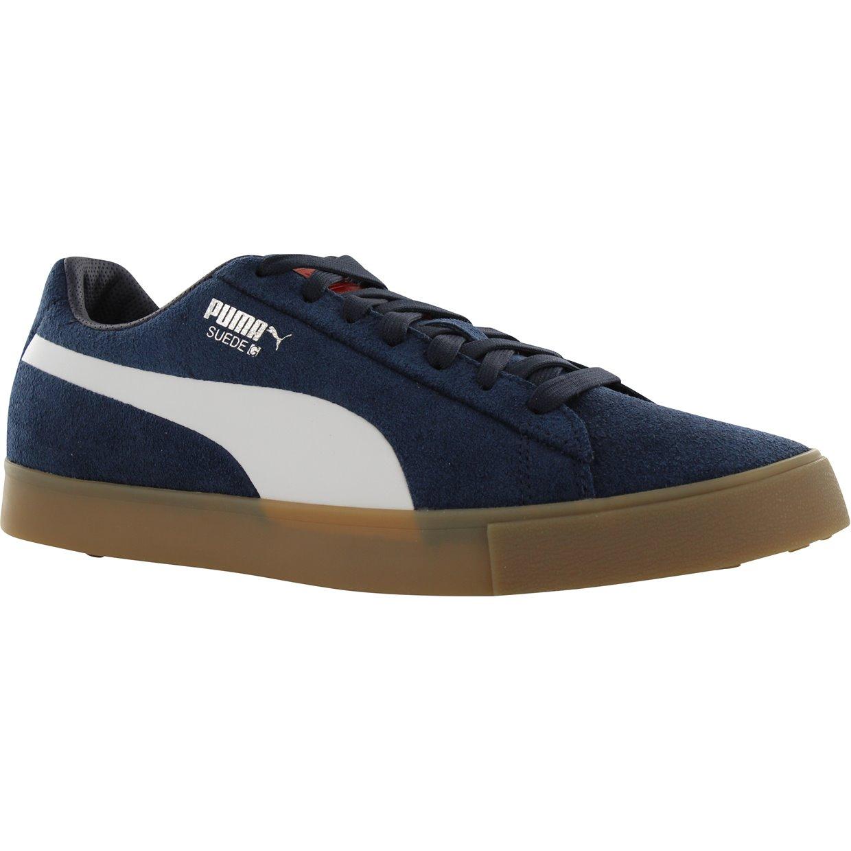 half off a4686 ff90f Puma Malbon Golf Suede G Spikeless Shoes