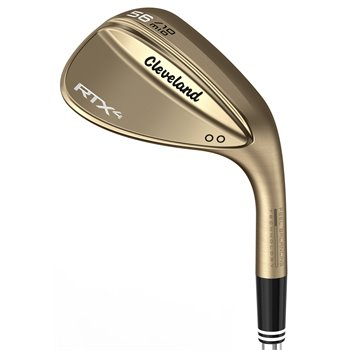 Cleveland RTX-4 Low Grind Tour Raw Wedge Clubs