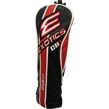 Tour Edge Exotics CBX Hybrid Headcover Preowned Accessories