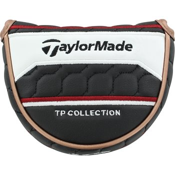 TaylorMade TP Black Copper Collection Mallet Headcover Preowned Accessories