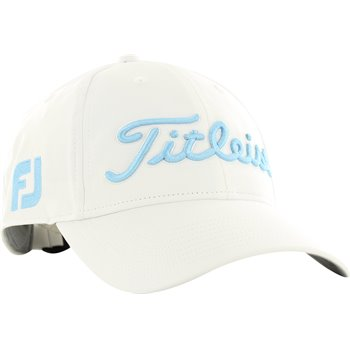 Titleist Tour Performance White Collection Golf Hat Apparel