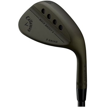 Callaway Mack Daddy 4 Tactical S Grind Wedge Clubs