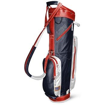 Sun Mountain Leather 2019 Cart Golf Bags