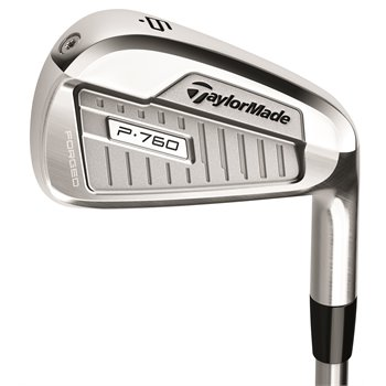 TaylorMade P760 Iron Set Preowned Clubs