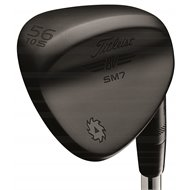 Titleist Custom Vokey SM7 Jet Black S Grind Wedge Golf Club