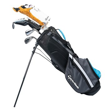 TaylorMade Rory Jr 6-Piece Blue Club Set Clubs
