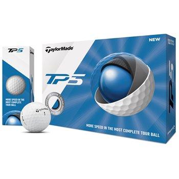 TaylorMade TP5 2019 Golf Ball Balls