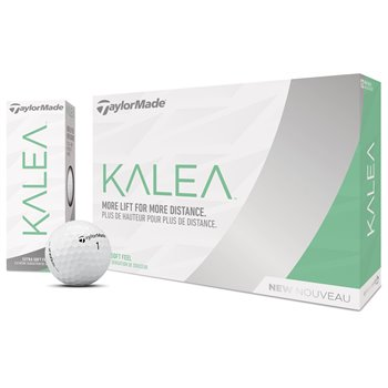 TaylorMade Kalea White Golf Ball Balls