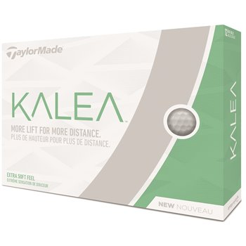 TaylorMade Kalea Teal Golf Ball Balls