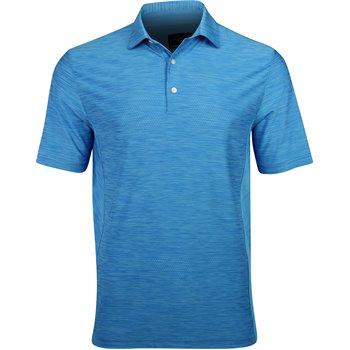Greg Norman Heathered Mesh Shirt Apparel