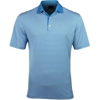 Greg Norman ML75 Bar Stripe 479 Shirt Apparel