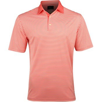 Greg Norman ML75 Bar Stripe 479 Shirt Apparel