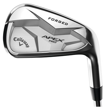 Callaway Apex Pro 19 Iron Set Preowned Clubs