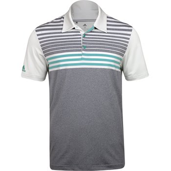 Adidas Ultimate 3-Stripe Heather Gradient Shirt Apparel