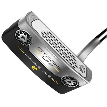 Odyssey Stroke Lab Double Wide Flow OS Putter Clubs