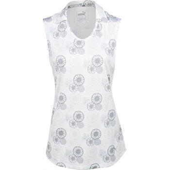 Puma Blossom Sleeveless Shirt Apparel