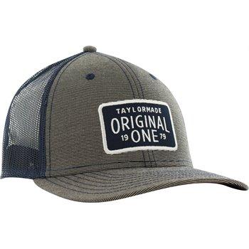TaylorMade Original One Lifestyle Trucker Headwear Apparel