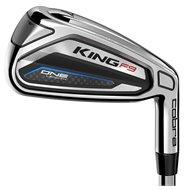 Cobra Custom King F9 SpeedBack One Length Iron Set Golf Club