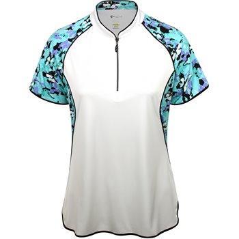 Greg Norman ML75 Empress Zip Shirt Apparel