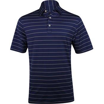 FootJoy Hyannis Port Lisle Double Pinstripe Shirt Apparel