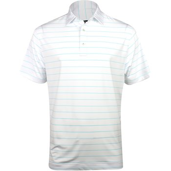 FootJoy Wilmington Lisle Double Pinstripe Shirt Apparel