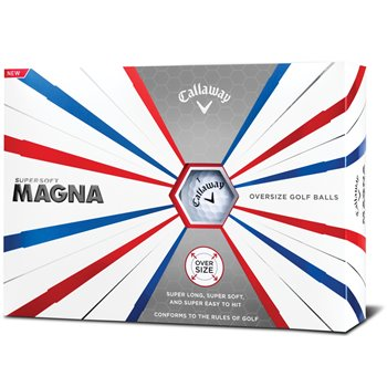 Callaway SuperSoft Magna 19 Golf Ball Balls