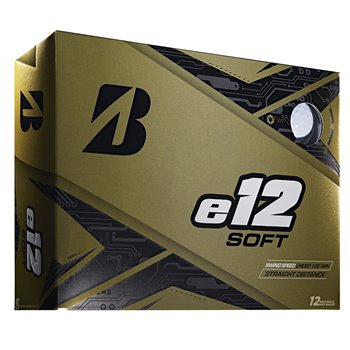 Bridgestone e12 Soft Golf Ball Balls