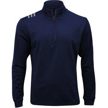 Adidas 3-Stripes Core 1/4 Zip Outerwear Apparel