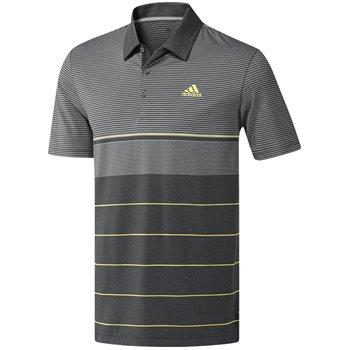 Adidas Ultimate 365 Heather Gradient Stripe Shirt Apparel