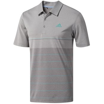 Adidas Ultimate 365 Heather Gradient Stripe Shirt Apparel