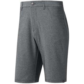Adidas Ultimate 365 Heather Five-Pocket Shorts Apparel