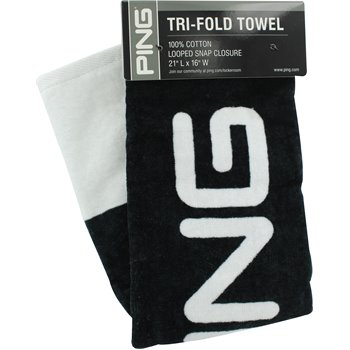 Ping Tri-Fold 19 Towel Accessories