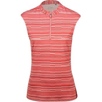 Nivo Lulu Sleeveless Mock Shirt Apparel