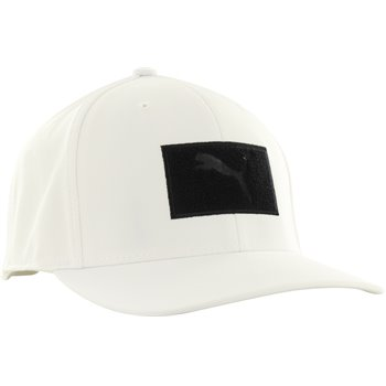 Puma Utility Patch 110 Snapback Golf Hat Apparel
