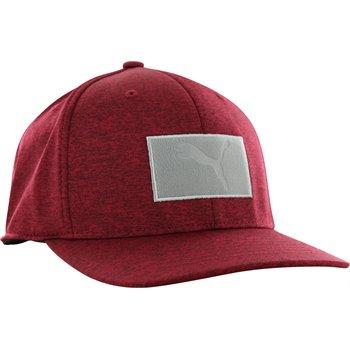 Puma Utility Patch 110 Snapback Golf Hat Apparel