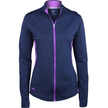 Adidas Full Zip Knit Outerwear Apparel