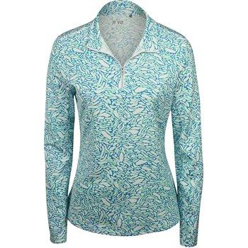 Nivo Lois Mock L/S Shirt Apparel