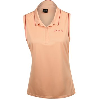 Oakley Balata Sleeveless Golf Shirt Apparel