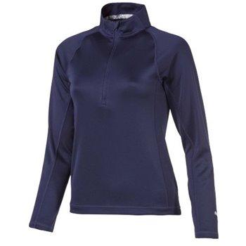 Puma Youth Girls ¼ Zip Outerwear Apparel