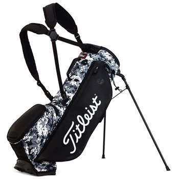 Titleist Players 4 Plus Digital Camo Stand Golf Bags