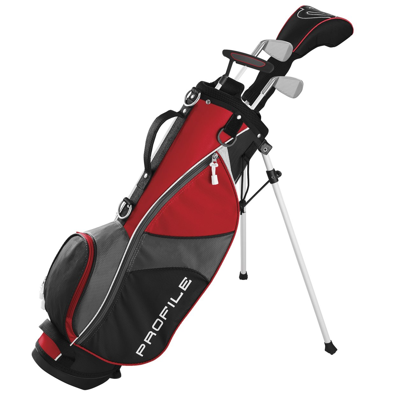 Junior Wilson Profile Jgi Jr Small Red Complete Set Club Golf