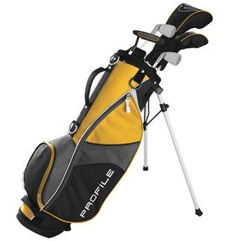 Wilson Profile JGI JR Middle Yellow Club Set Clubs