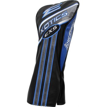 Tour Edge Exotics EXS Driver Headcover Preowned Accessories